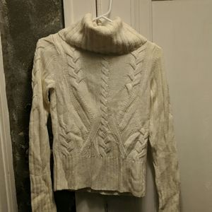 Off White Ann Taylor Sweater
